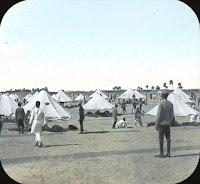 Hadi Halfa, military camp