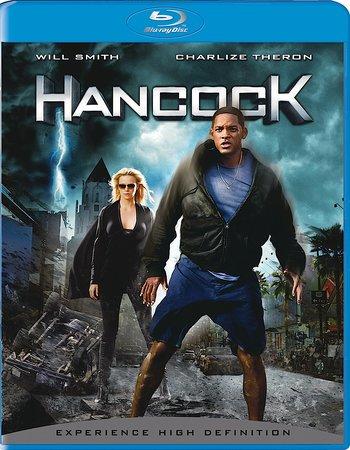 Hancock (2008) Dual Audio Hindi 480p BluRay x264 300MB ESubs