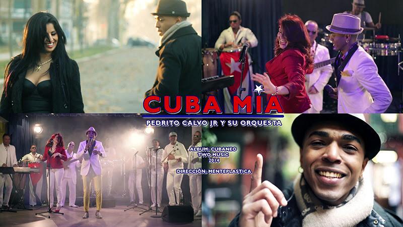 Pedrito Calvo Junior - ¨Cuba mía¨ - Videoclip - Dirección: Menteplástica. Portal del Vídeo Clip Cubano