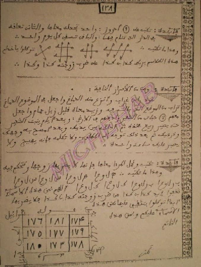 الاسرار الصوفية والكنوز المخفية