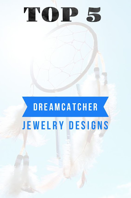 Top 5 Silver bohemian native American boho dreamcatcher jewelry gift ideas including necklace, charms, earrings, belly ring, pendant and hair pin., hair clip.