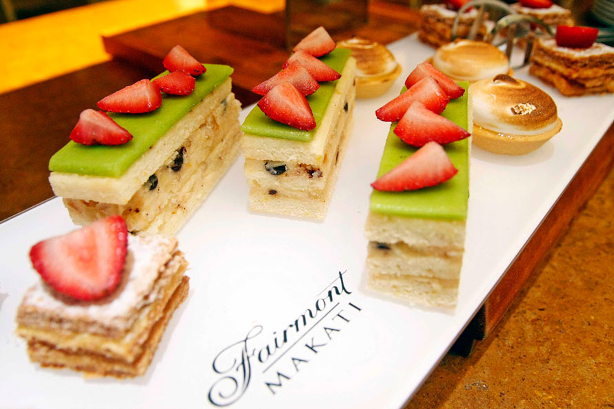 Spectrum at Fairmont and Raffles Hotel Makati's Buon Appetito Fridays