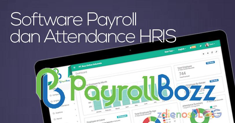 PayrollBozz - Software Payroll Online Terbaik untuk Perusahaan UKM