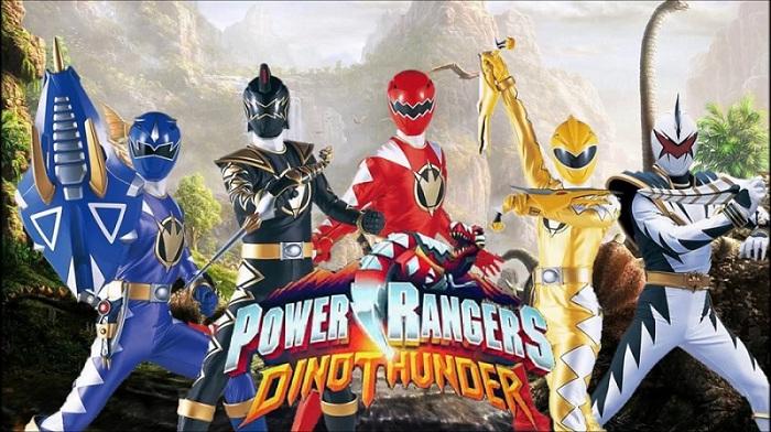 Power Rangers: Dino Thunder (PRDT) adalah serial televisi asal Amerika Serikat dan Selandia Baru yang diproduksi oleh BVS Entertainment. Dino Thunder adalah serial Power Rangers yang ke-10 dari serangkaian serial Power Rangers. Serial ini terdiri dari 38 episode, dan merupakan hasil produksi bersama American Broadcasting Company (ABC Kids), ABC Family (Jetix), Toon Disney (Jetix), dan BVS Entertainment. Masa tayang di Amerika Serikat mulai tanggal 14 Februari 2004 sampai 20 November tahun sama. Serial ini adalah dasar dalam serial Super Sentai di Jepang Bakuryuu Sentai Abaranger.