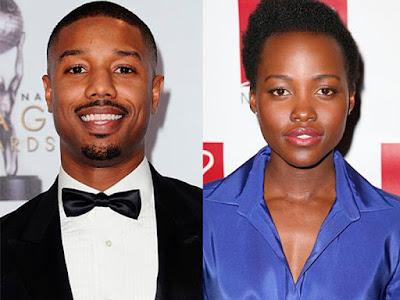 Michael B. Jordan se incorpora a 'Black panther' y Lupita Nyong'o está en conversaciones