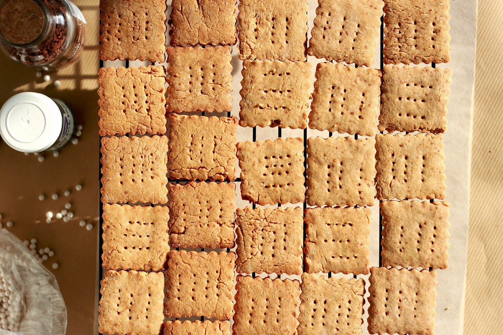 Feeding My Addiction: World's Healthiest Shortbread Cookies
