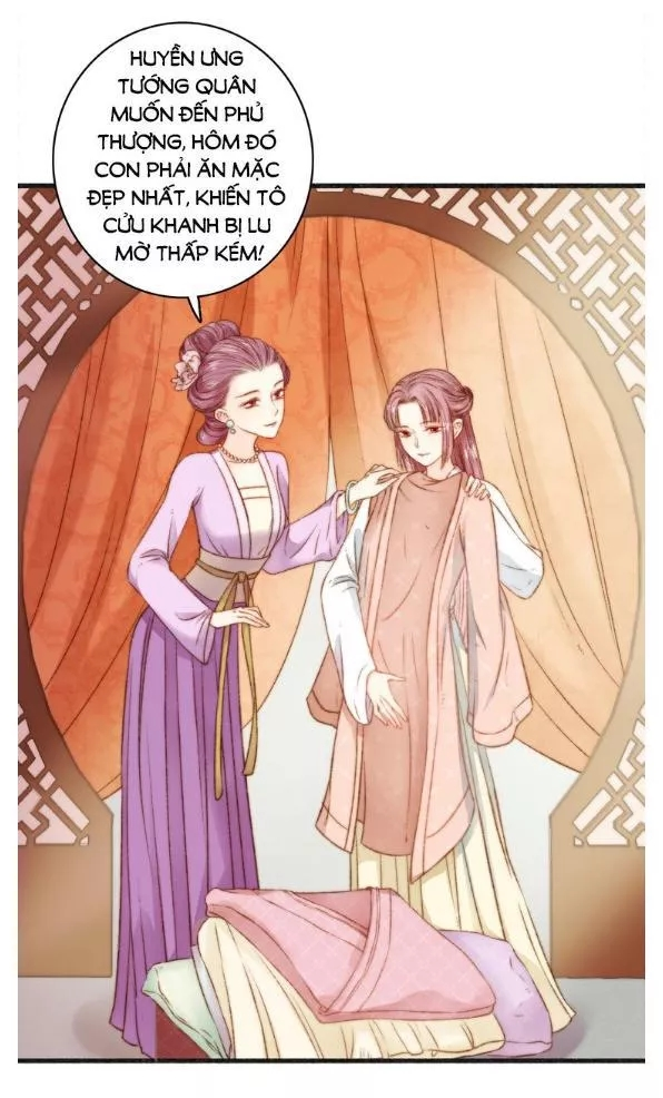 Nàng Phi Cửu Khanh - Thần Y Kiều Nữ chap 10 - Trang 19
