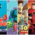 Pixar divulgou video com  todos os  EASTER-EGGS  que conecta todas as suas  animações.