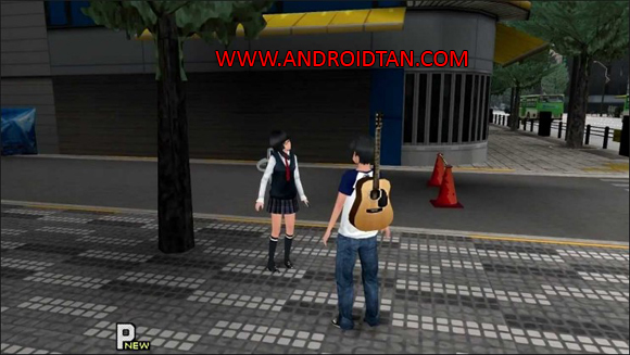 Akiba's Trip Plus ISO PPSSPP High Compress Free Download