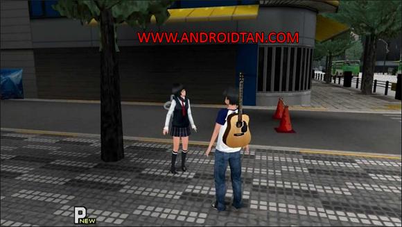 kepada kalian semua sehingga kalian mempunyai game yang bermacam Download Akiba's Trip Plus ISO PPSSPP Android Terbaru 2017