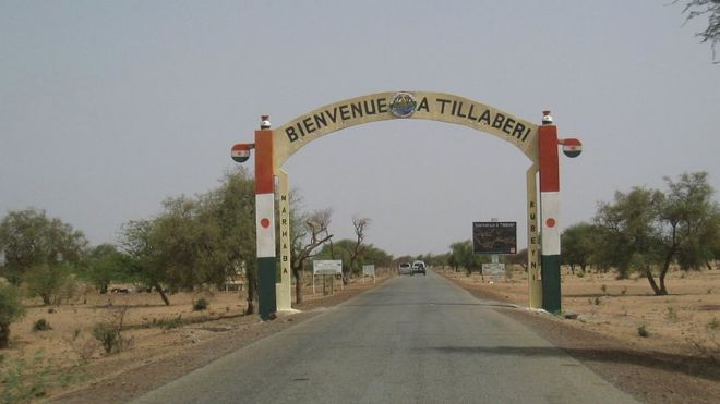 German aid worker kidnapped in Niger