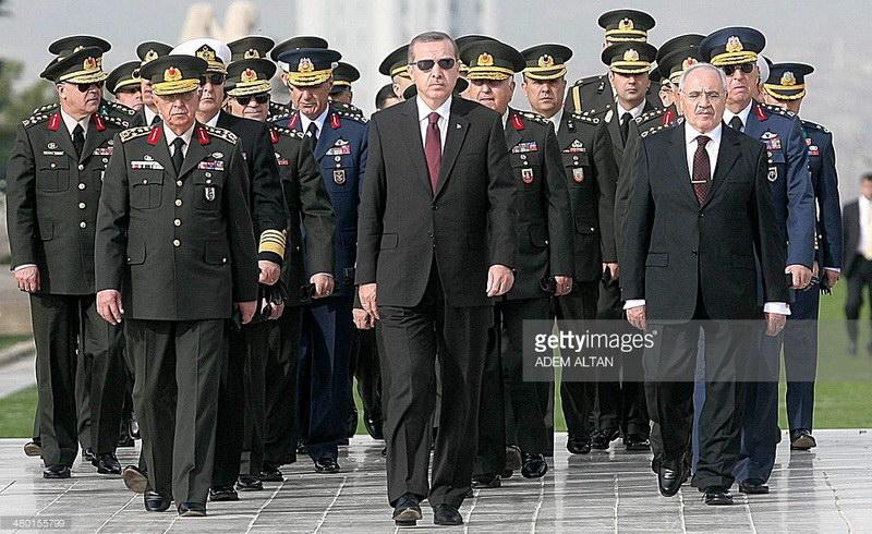 Το ελληνικό Πάσχα, το τουρκικό δημοψήφισμα και το ντελίριο της τουρκικής διπλωματίας