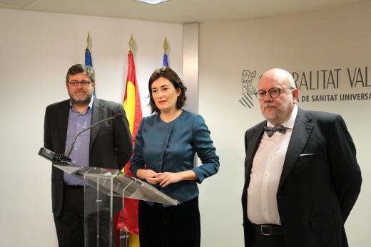 La Comunitat Valenciana alcanza su récord histórico al crecer un 20% la actividad con 100 trasplantes más