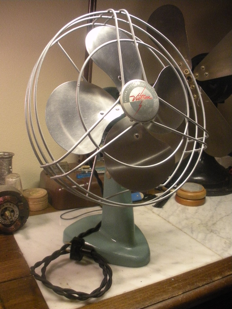 Antique Fan Repair Fan Restoration Gallery