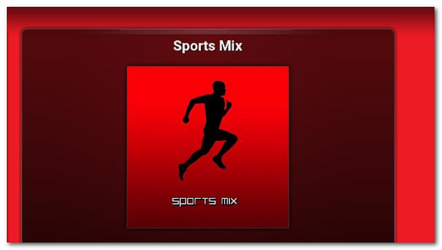 Sports Mix Addon