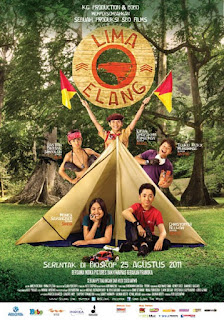 Download Lima Elang (2011) DVDRip Full Movie