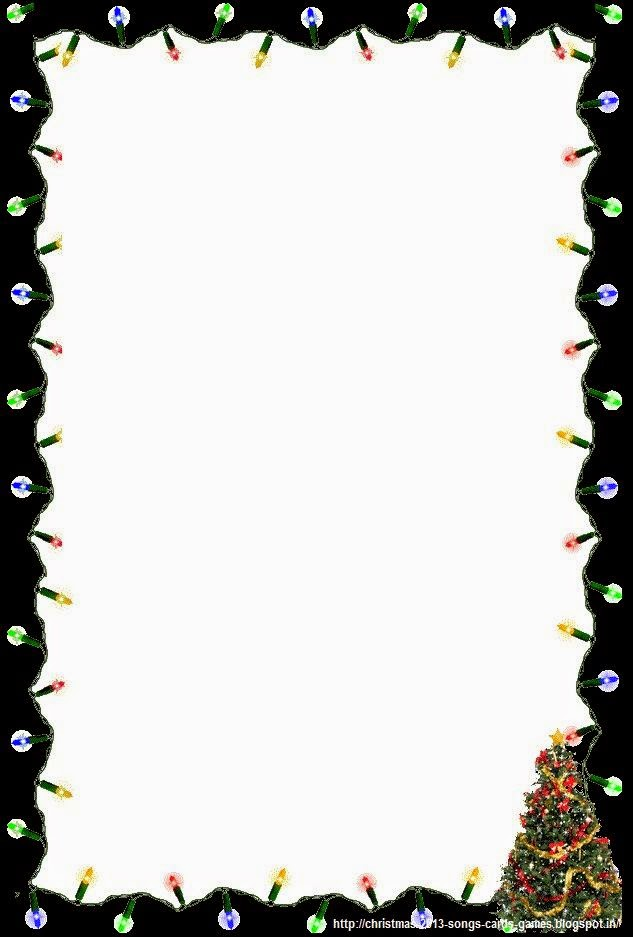 free download christmas clipart borders - photo #23