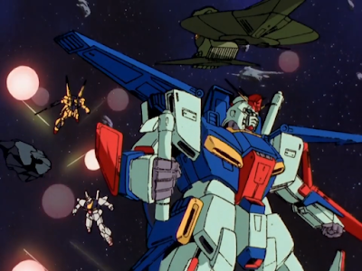 MS Gundam ZZ Episode 45 Subtitle Indonesia
