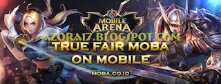 Download Mobile Arena Garena Moba Apk For Android