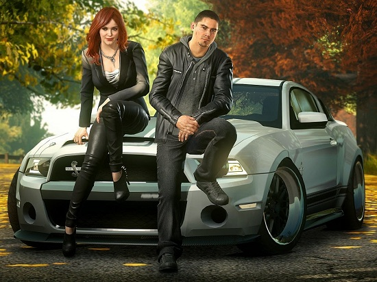 Need for Speed: The Run PC Game