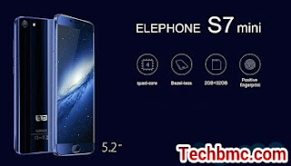 Elephone S7 Mini device Specs and Price - Has 5.2-inch Display