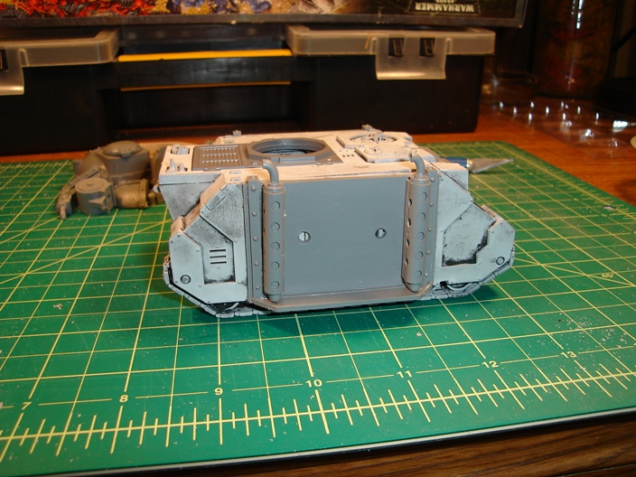 Ex Fide Vivo Mk 1 Predator Aav For The Emperor S Great