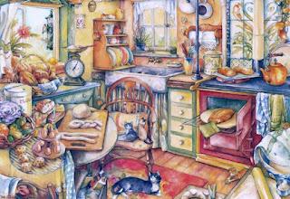 картина художницы Ким Джобс