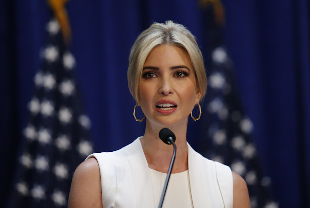 Ivanka Trump - MichellHilton.com