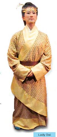 Lady dai China
