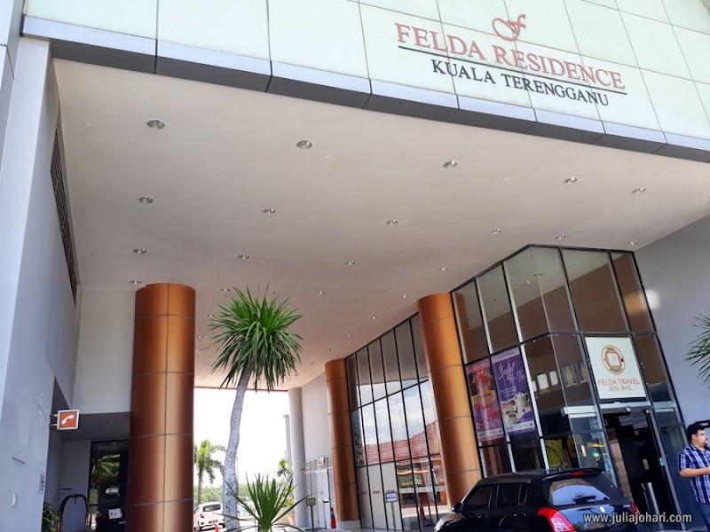 Pengalaman Menginap di Felda Residence Kuala Terengganu