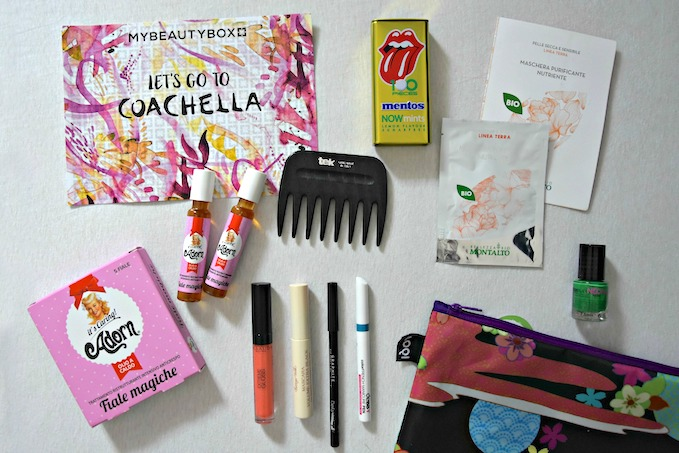 MyBeautyBox - Let's go to Coachella