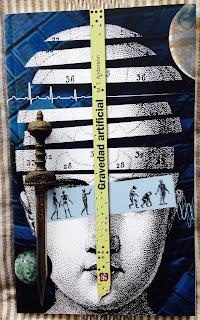 Portada del libro Gravedad artificial, de M. T. Anderson
