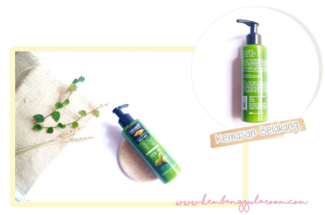 Herborist Body Lotion Zaitun