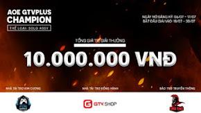 [AoE] Giải đấu AoE GTV Plus Champion bước vào vòng Bán Kết với 4 cái tên rất mới