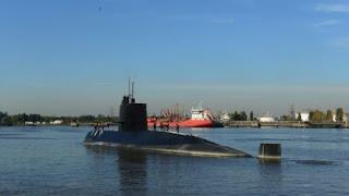 LOST: Dois navios ainda buscam submarino argentino desaparecido