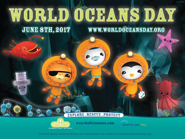 World Oceans Day 2017!