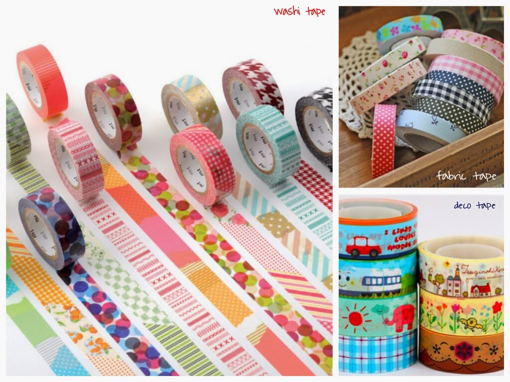 Washi tape addiction