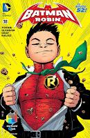 Os Novos 52! Batman e Robin #38