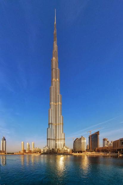 Travel Destinations Burj Khalifa - Height Of Architectural Marvel