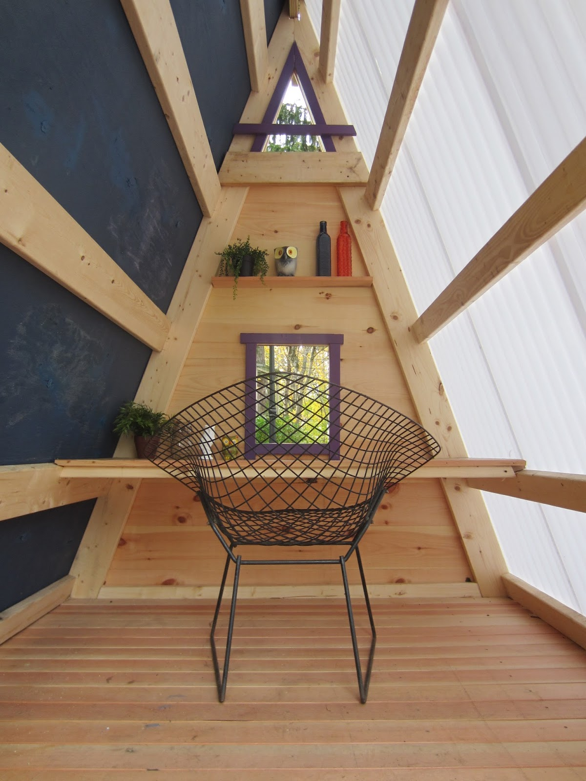 Micro Home Designs: Relaxshacks.com: A THREE DAY, HANDS-ON Building And Design