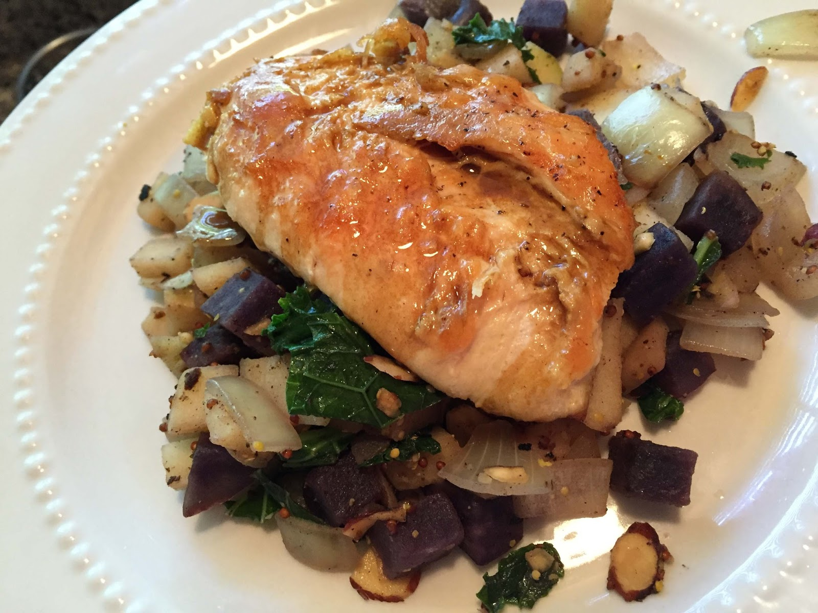 Blue apron omaha - Again The Apples In The Mix Threw Me Off A Little But If For No Other Reason Blue Apron This Go Round Was Totally Worth It For Me Because I Learned How