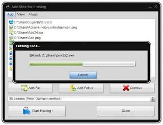 برنامج, للتخلص, نهائياً, من, الملفات, ومنع, استعادتها, مرة, أخرى, Soft4Boost ,Secure ,Eraser