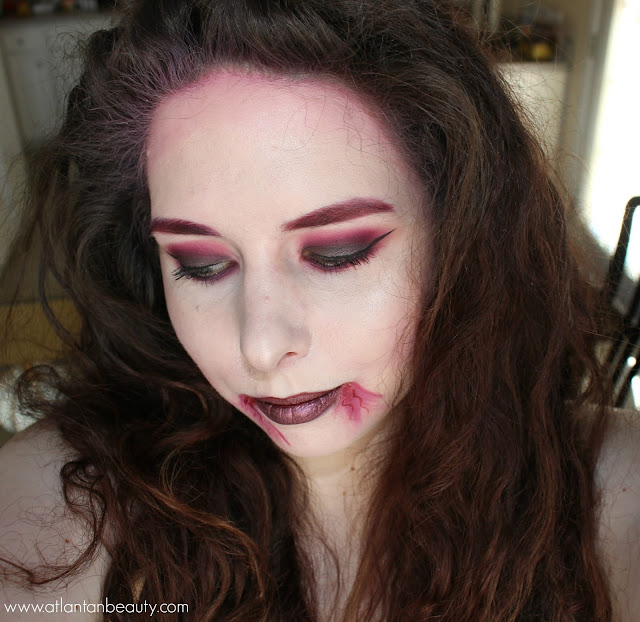 Glamorous Halloween Makeup