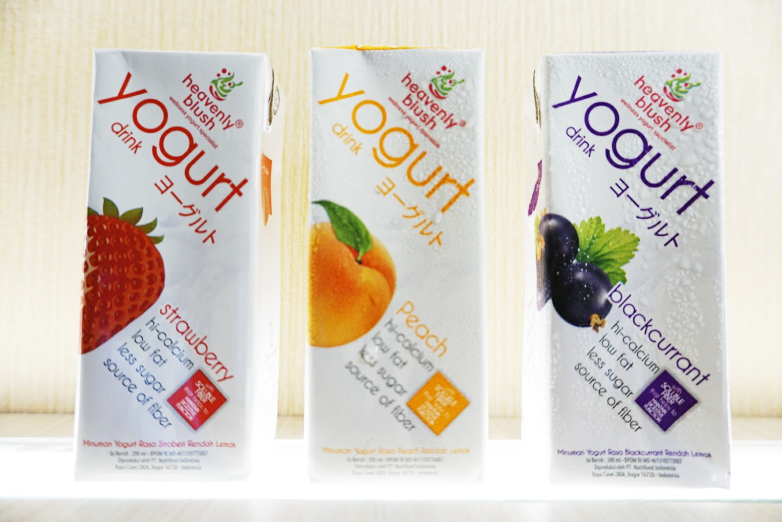 Khasiat Yogurt Cimory
