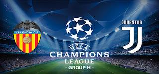 مشاهدة مباراة يوفنتوس وفالنسيا بث مباشر بتاريخ 27-11-2018 دوري أبطال أوروبا
