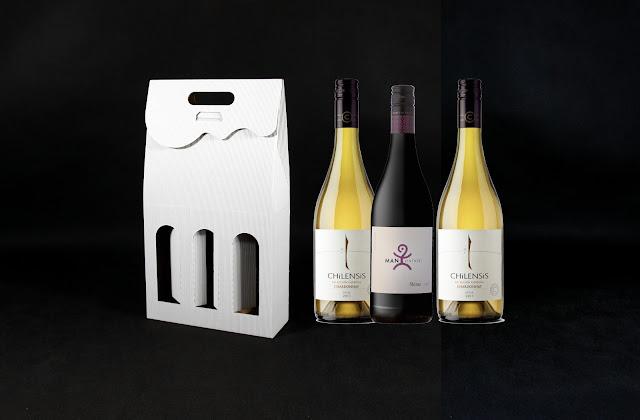 pudełka na 3 wina