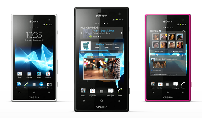 harga Sony Xperia Acro S LT26w