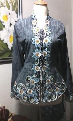 Lurik Embroidered