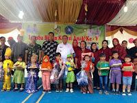 Melalui Lomba Bulan Kreasi Anak Ke - V, Wakil Wali Kota Harap Anak Jadi Insan Cerdas & Kreatif