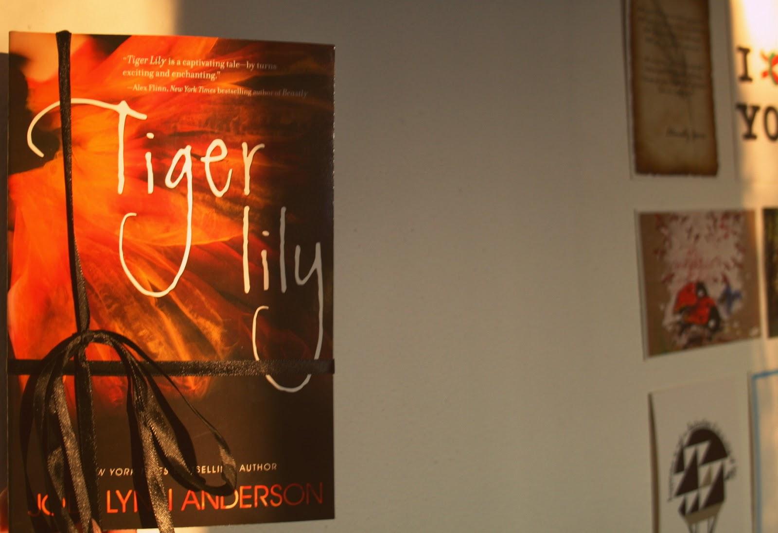 Tiger Lily af Jodi Lynn Anderson
